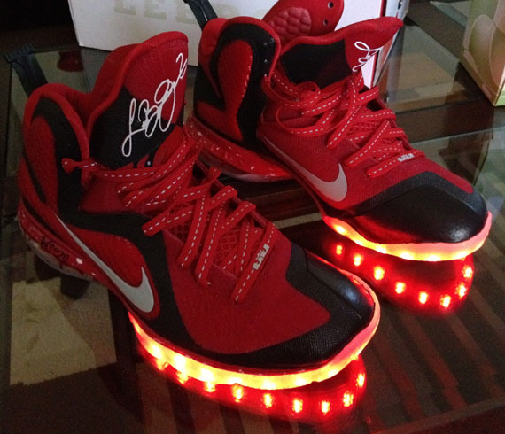 nike air max light up shoes