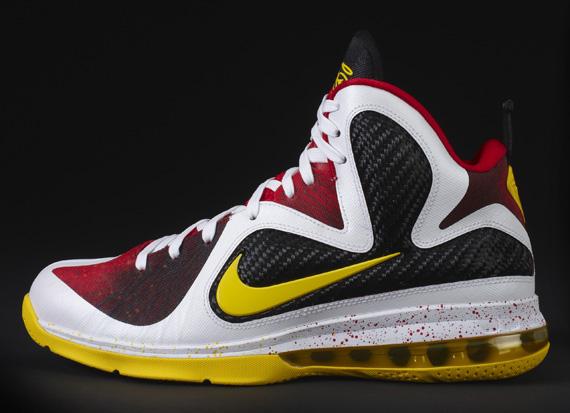 big sale e5e56 76758 Nike LeBron 9  MVP   Championship Pack  08 11 12. Advertisement