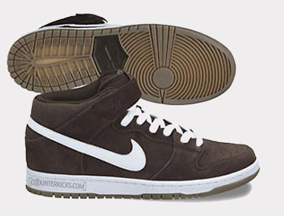 8019e406cada Nike SB Dunk Mid Pro - Holiday 2012 Colorways - SneakerNews.com