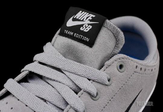 Nike SB Team Edition – Matte Silver