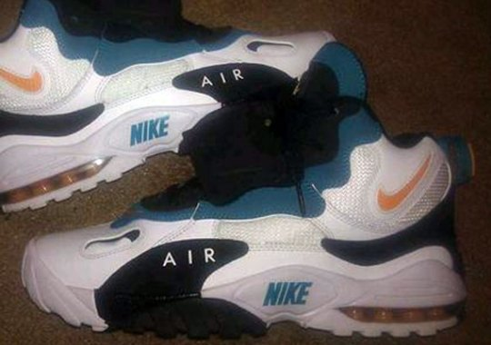 aabf2701b1 Nike Air Speed Turf Max 'Miami Dolphins' – Sample on eBay