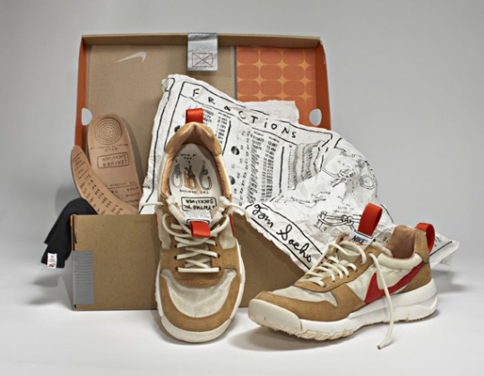 Nike And Tom Sachs Present NIKECraft