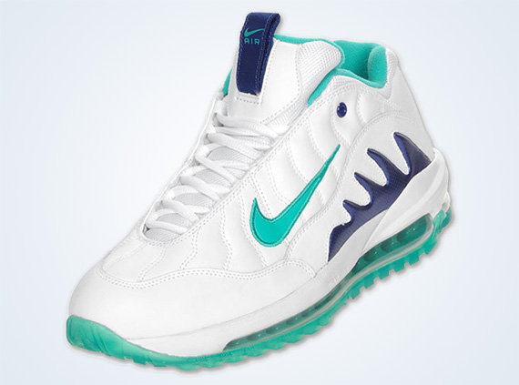 4720b683e2 ... Nike Total Griffey Max 99 – White – New Green – Deep Royal ...