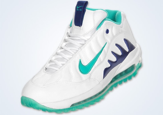 new styles de0de 932ca Nike Total Griffey Max 99 – White – New Green – Deep Royal