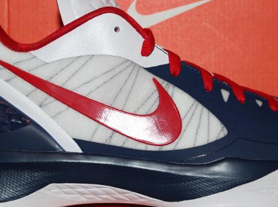 3cb92ced5ea Nike Zoom Hyperdunk 2011 Low  USA  Sample - SneakerNews.com