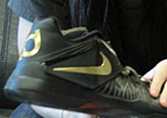 Nike Zoom KD IV Elite Sample