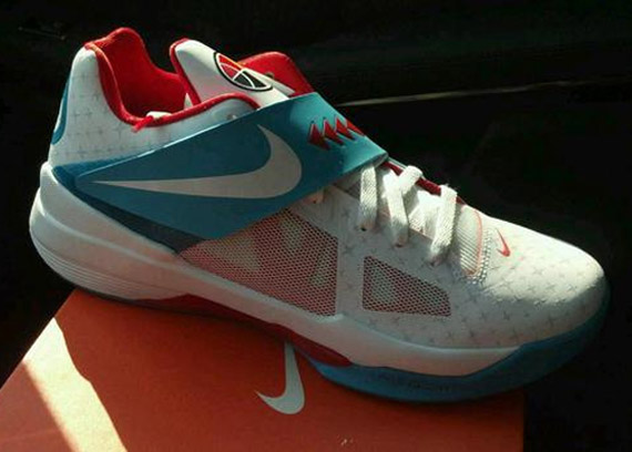separation shoes 62c83 f43b9 Nike N7 Zoom KD IV  Home  – New Images