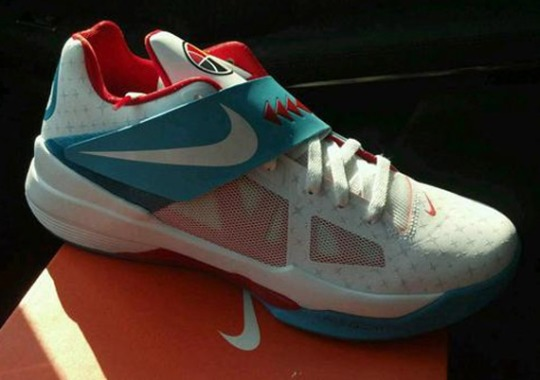 Nike N7 Zoom KD IV 'Home' – New Images
