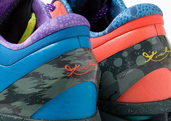 new style 63bf1 0e9c3 Nike Zoom Kobe 7  What the Kobe