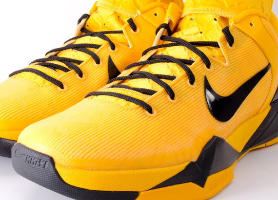 Nike Zoom Kobe VII iD - Kobe Bryant