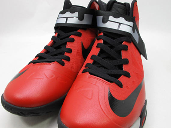 pretty nice 0c2f6 7080e Nike Zoom LeBron Soldier 6 - Red - Black   Available on eBay ...