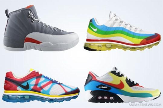 Air Jordan XII 'Cool Grey' + Nike 'What The Max Pack' Releasing 5/24 @ Nikestore