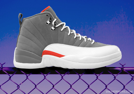 On The Fence: Air Jordan XII 'Cool Grey'