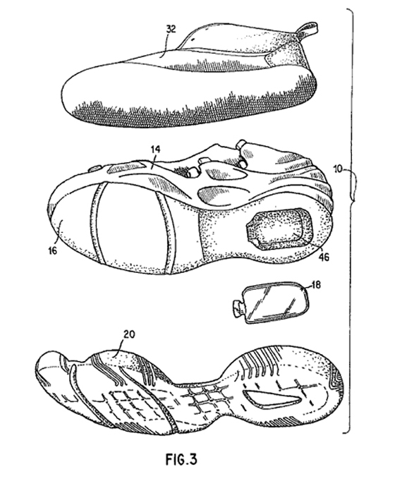 sketches of nike foamposites coloring pages