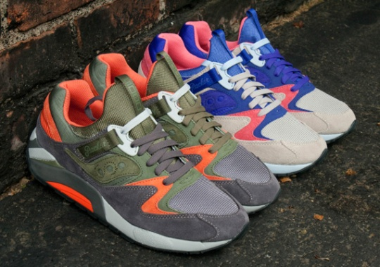 Packer Shoes x Saucony Grid 9000 'Trail Pack' – Release Reminder
