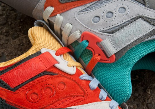 "Packer Shoes x Saucony Grid 9000 ""Tech Pack"""