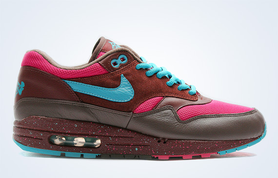 super cheap 2018 sneakers high quality Parra x Nike Air Max 1