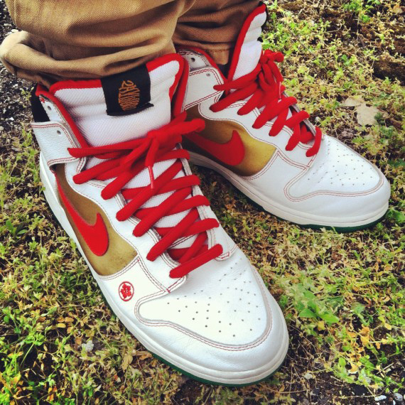 factory authentic a4669 c7cfe ... denmark womens nike dunk low gs patent rainbow 305050 162 nike dunk high  pro sb money