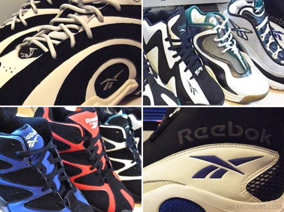 Reebok 90's Basketball Showcase