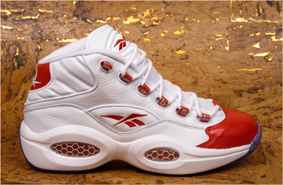 reebok question kids