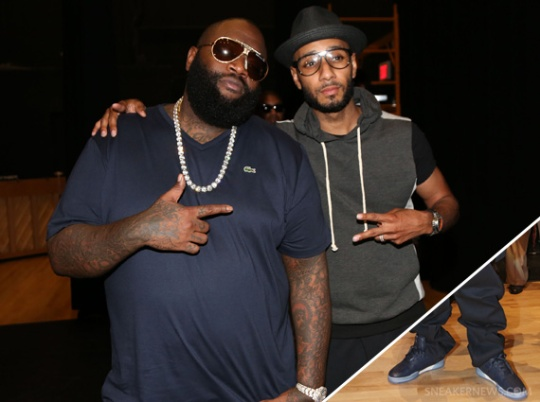 Rick Ross & Reebok Give Back To His Alma Mater