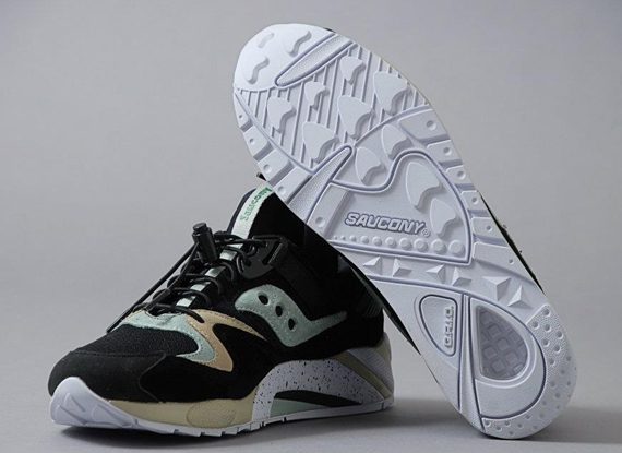 sneaker freaker x saucony grid 9000 bushwhacker now available 42ceebdef