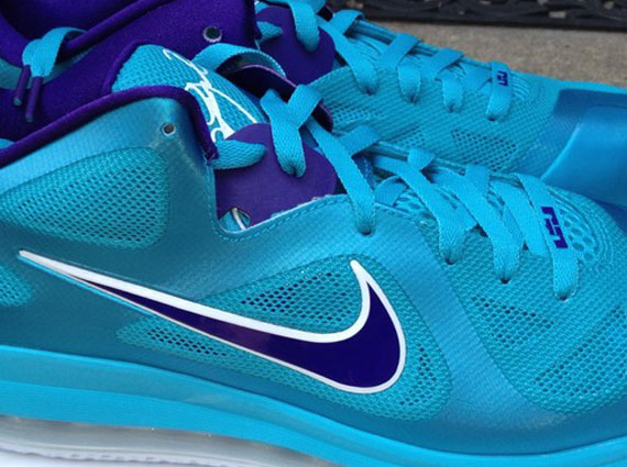 d46f35e80231 Nike LeBron 9 Low  Summit Lake Hornets  - Release Reminder ...