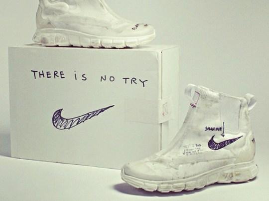 Tom Sachs x Nike Craft: Space Camp