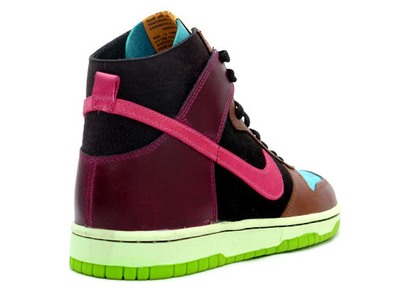 Undefeated (UNDFTD) x Nike Dunk High NL