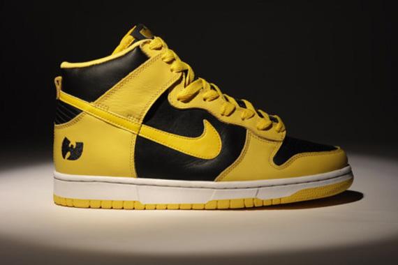 Wu-Tang x Nike Dunk High (1999)