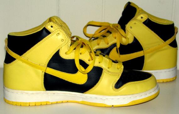 official photos 00714 e7f87 Wu-Tang x Nike Dunk High (1999)