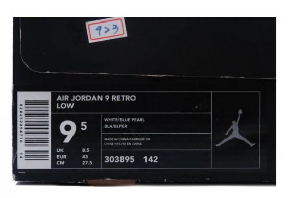 Air Jordan Ix Imágenes De Baja 3s3Nl