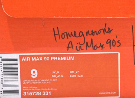 0438b362ad Patta x Nike Air Max 90