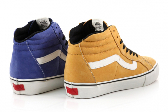 Vans Vault Sk8-Hi Notchback LX - Available - SneakerNews.com da2f084560