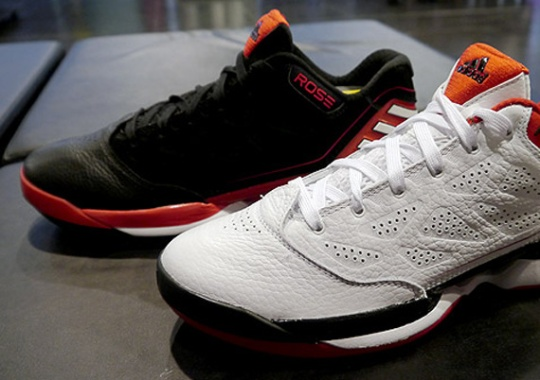0fa0c73499df adidas adiZero Rose 2.5 Low – June 2012 Releases