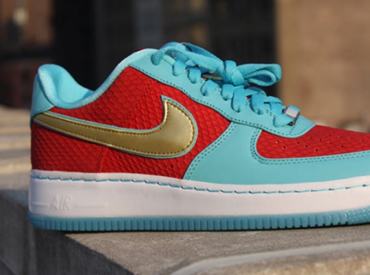 "Nike Air Force 1 Low ""Year of the Dragon"" II – Available"