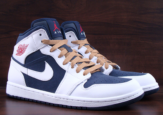 nike air jordan 1 phat olympic airlines