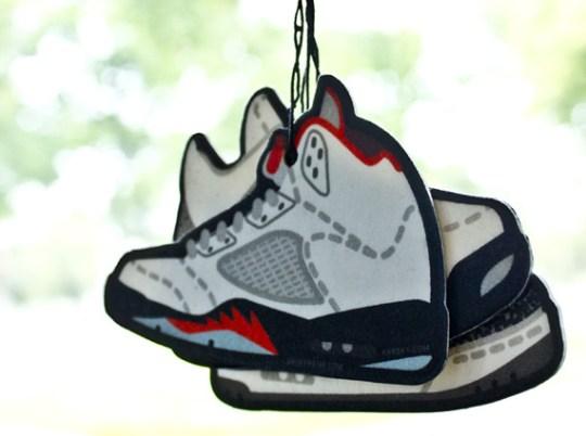 Air Jordan Air Fresheners by Harsky for Shoepreme