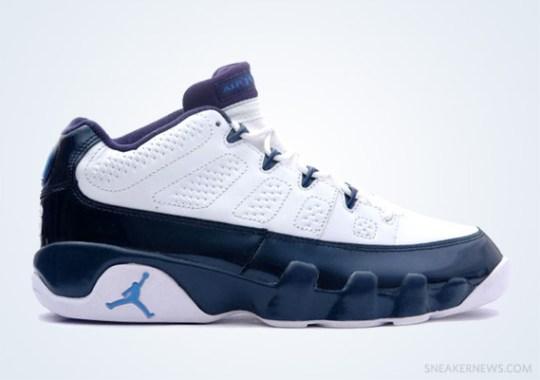 Classics Revisited: Air Jordan IX Low – White – Pearl Blue (2002)