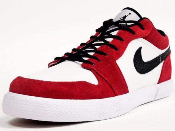 Air Jordan Retro V.1 – Red – White – Black