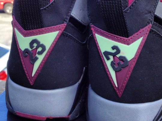 """Air Jordan VII """"Bordeaux"""" Sample"""