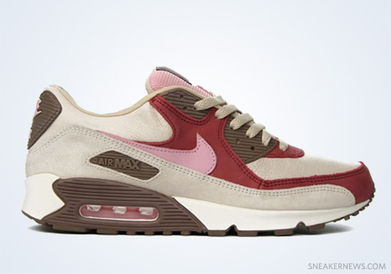 "low priced 683cf 04e72 Classics Revisited  DQM x Nike Air Max 90 ""Bacon"" (2004)"