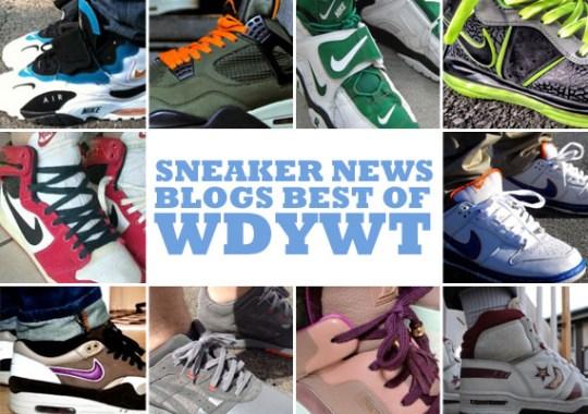 Sneaker News Blogs: Best of WDYWT – 6/5 – 6/11
