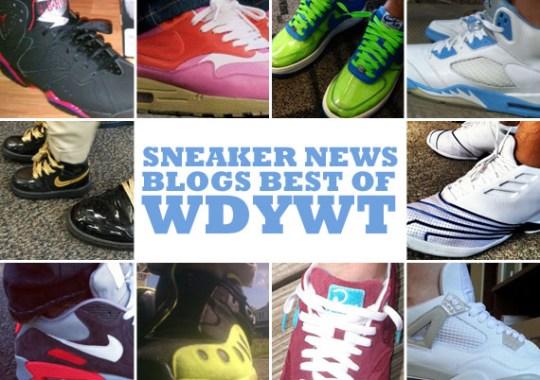 Sneaker News Blogs: Best of WDYWT – 6/12 – 6/18