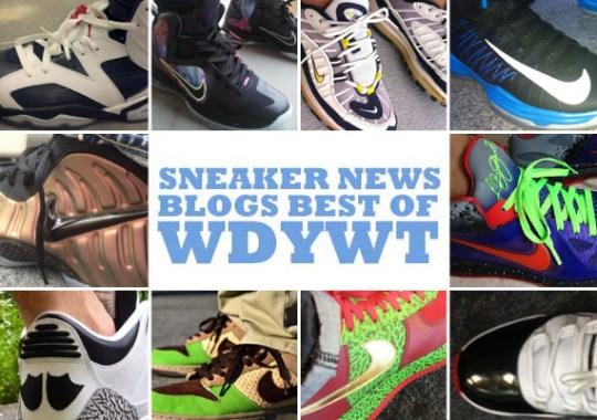 Sneaker News Blogs: Best of WDYWT – 6/19 – 6/26