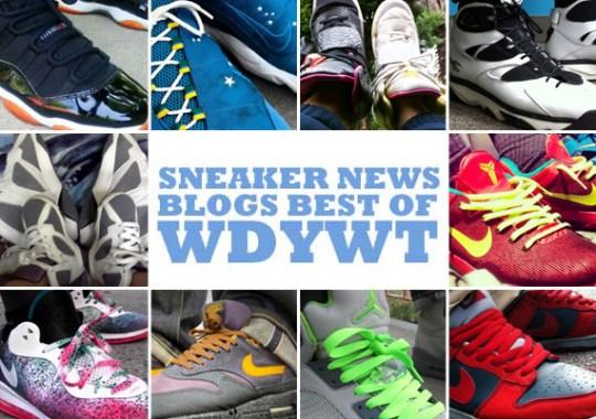 Sneaker News Blogs: Best of WDYWT – 5/30 – 6/4