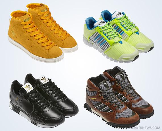 promo code cf45f 602b2 David Beckham x adidas Originals - FallWinter 2012 - Sneaker