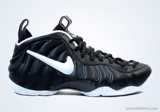 "Classics Revisited: Nike Air Foamposite Pro ""Dr. Doom"" (2006)"