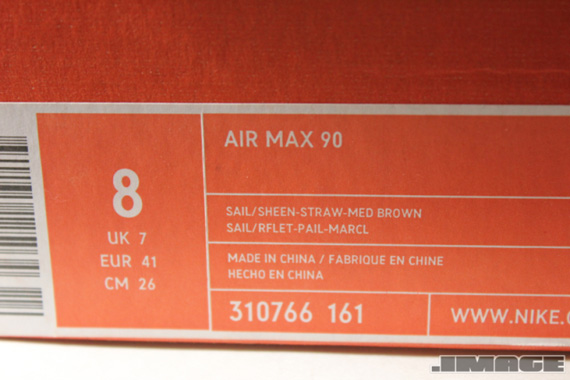 dqm x nike air max 90 bacon 2004. Black Bedroom Furniture Sets. Home Design Ideas