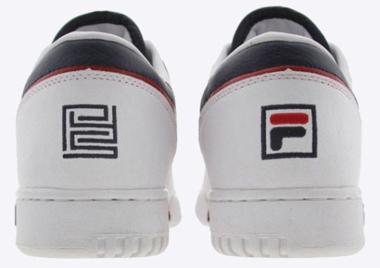ccd2dafb47 Fila x PickYourShoes 10th Anniversary Collection